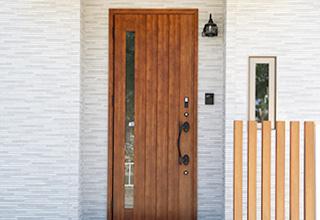 玄関・玄関ホール・玄関ドア