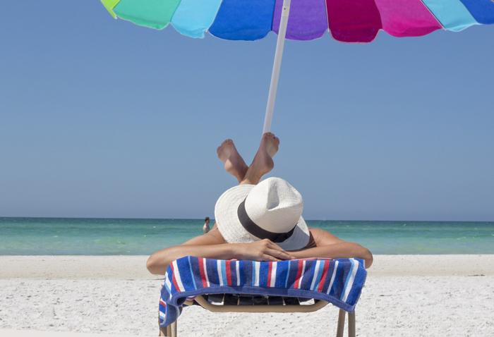 日ごろの日焼け対策が老化予防の鍵