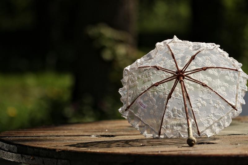 日傘の選び方、ご存知ですか?